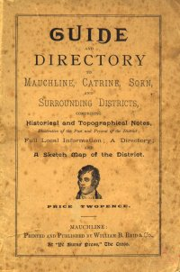 Guide and Directory Mauchline,Catrine and Sorn