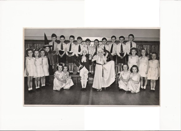 Cinderella at Catrine Primary (click for a full sized picture)